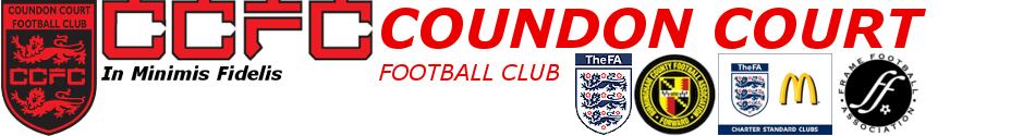 COUNDON COURT FOOTBALL CLUB